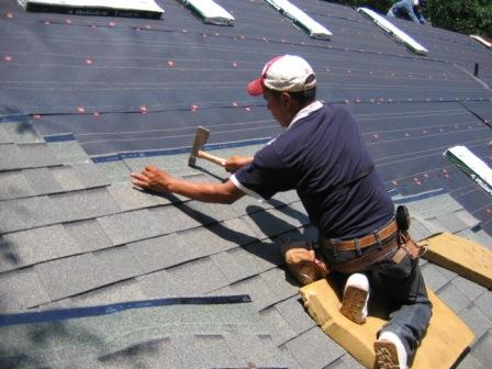 We Hand Nail All Our Toronto Shingle Roofs Luso Roofing