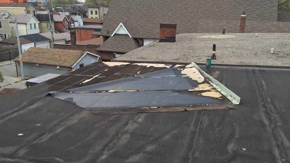 Leaking Roof Toronto