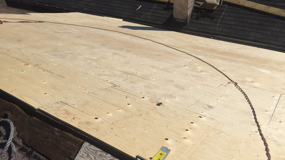 Deck Preparation and Roof Repair   Toronto Roofing