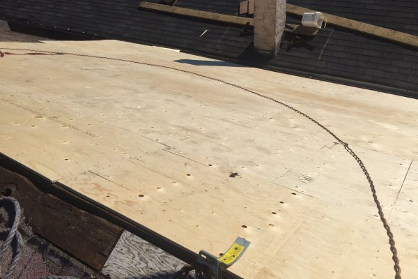 Deck Preparation and Roof Repair | Toronto Roofing