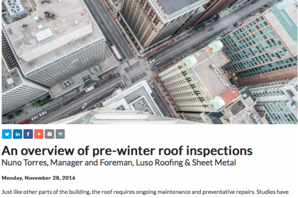 Roof Maintenance Toronto , Roof Inspection Toronto