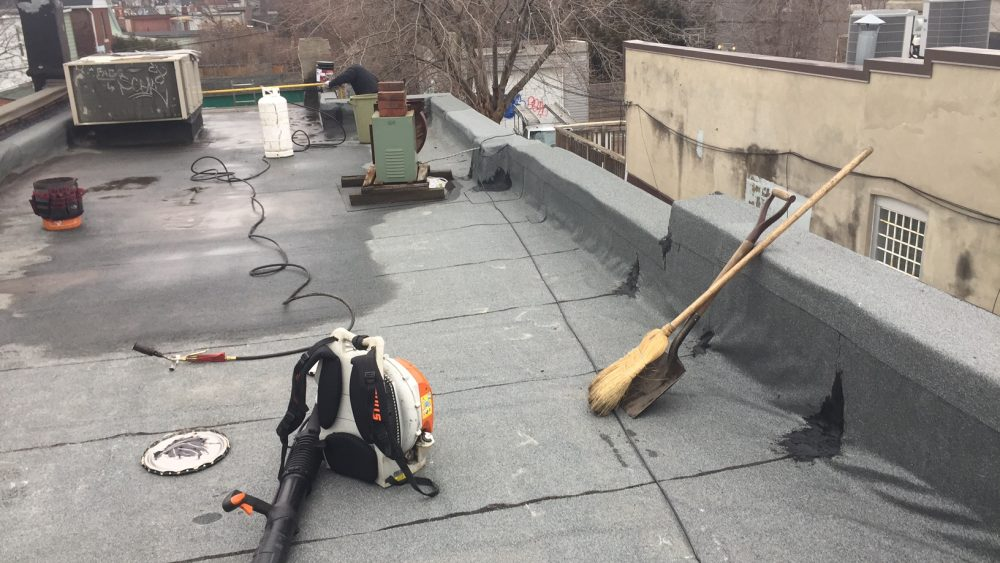 Flat Roof Management, Flat Roof Maintenance
