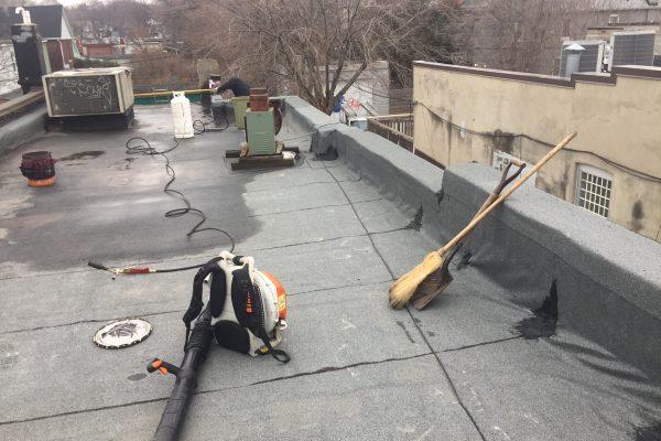 Flat Roof Management, Flat Roof Maintenance
