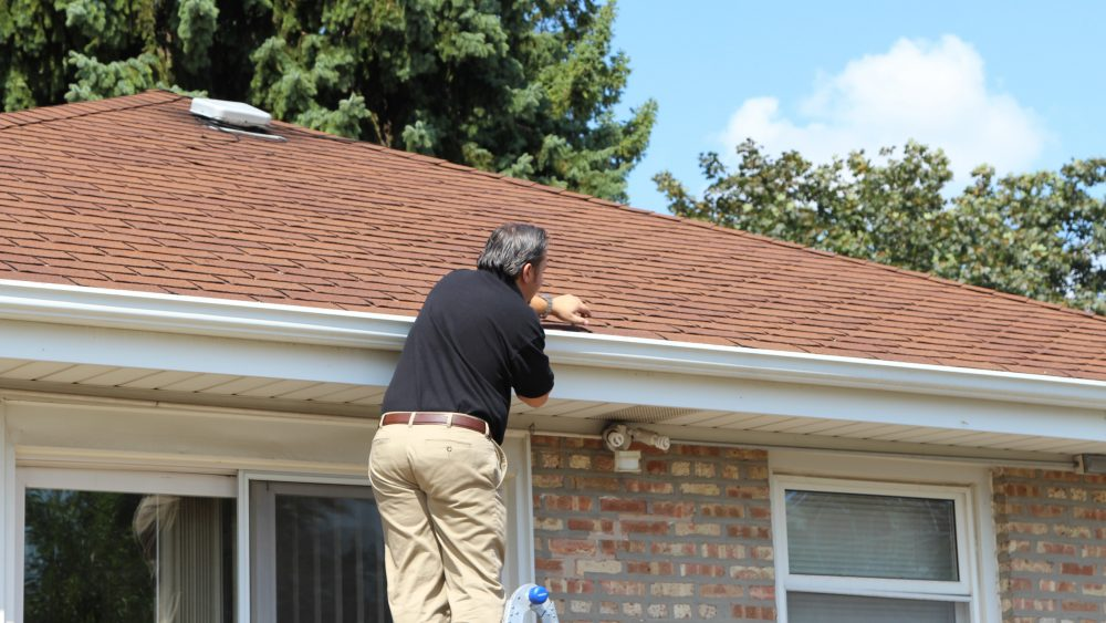 roof inspection, home inspection