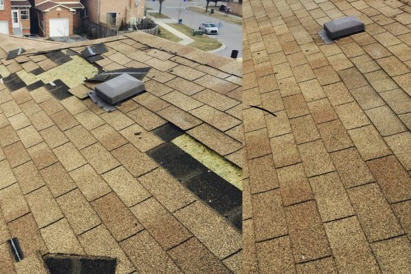 missing shingles, shingle repair, shingle roof repair, roof shingle repair