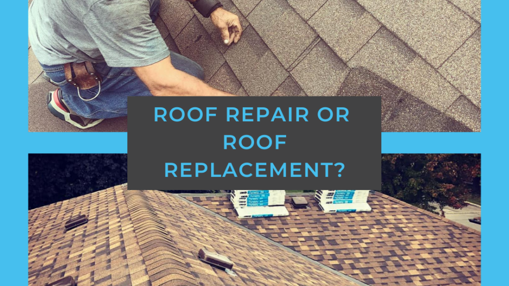 Roof Repair or Roof Replacement?