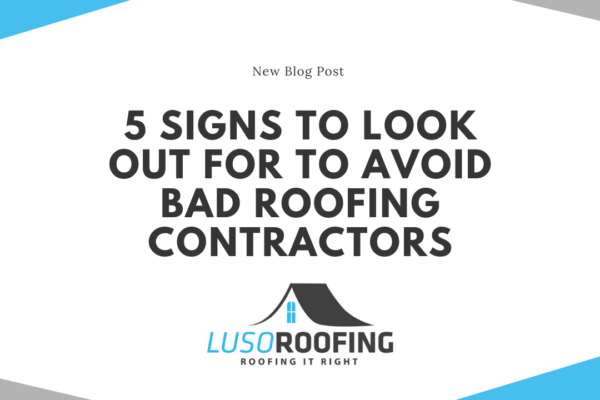 Bad Roofing Contractors