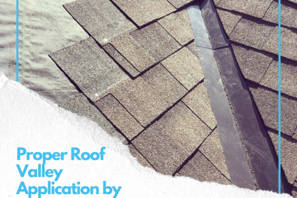 Roof Valley Application